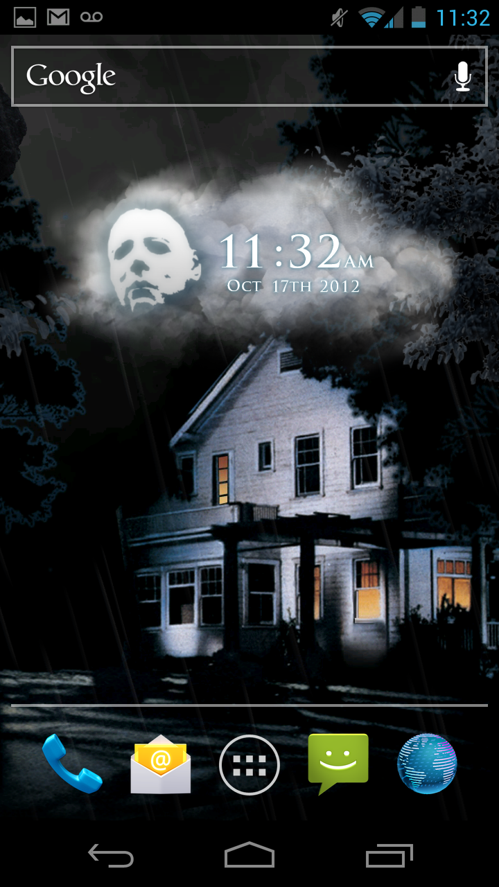 Michael Myers Live Wallpaper