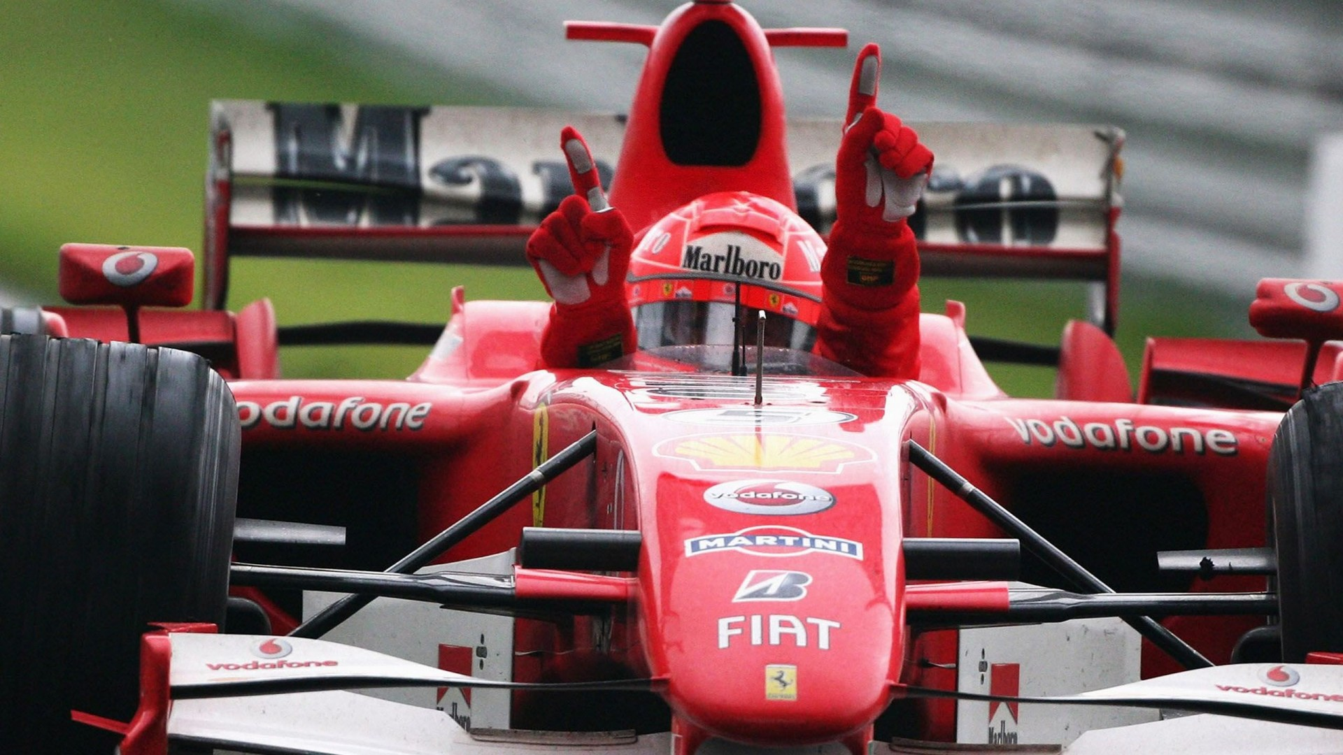 Michael Schumacher Wallpaper HD