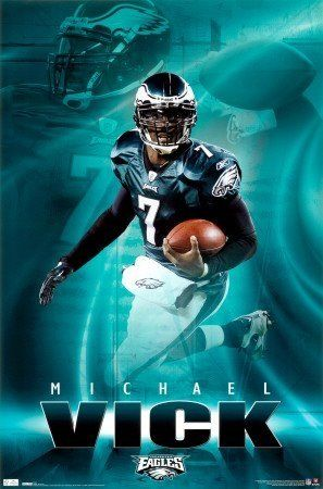 Music Games For Kids >> Download Michael Vick Eagles Wallpaper Gallery