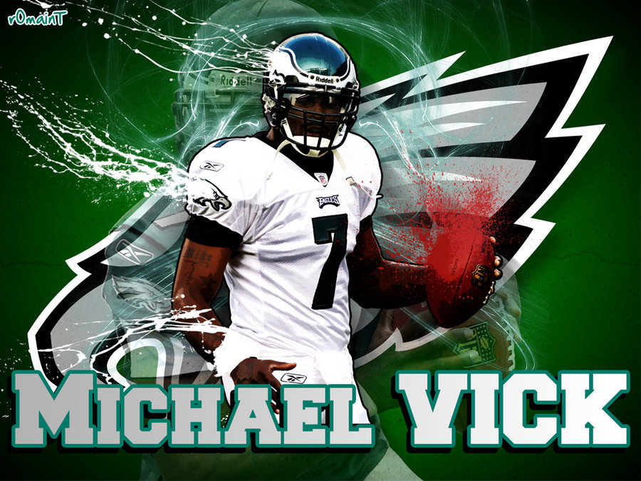Download Michael Vick Eagles Wallpaper Gallery