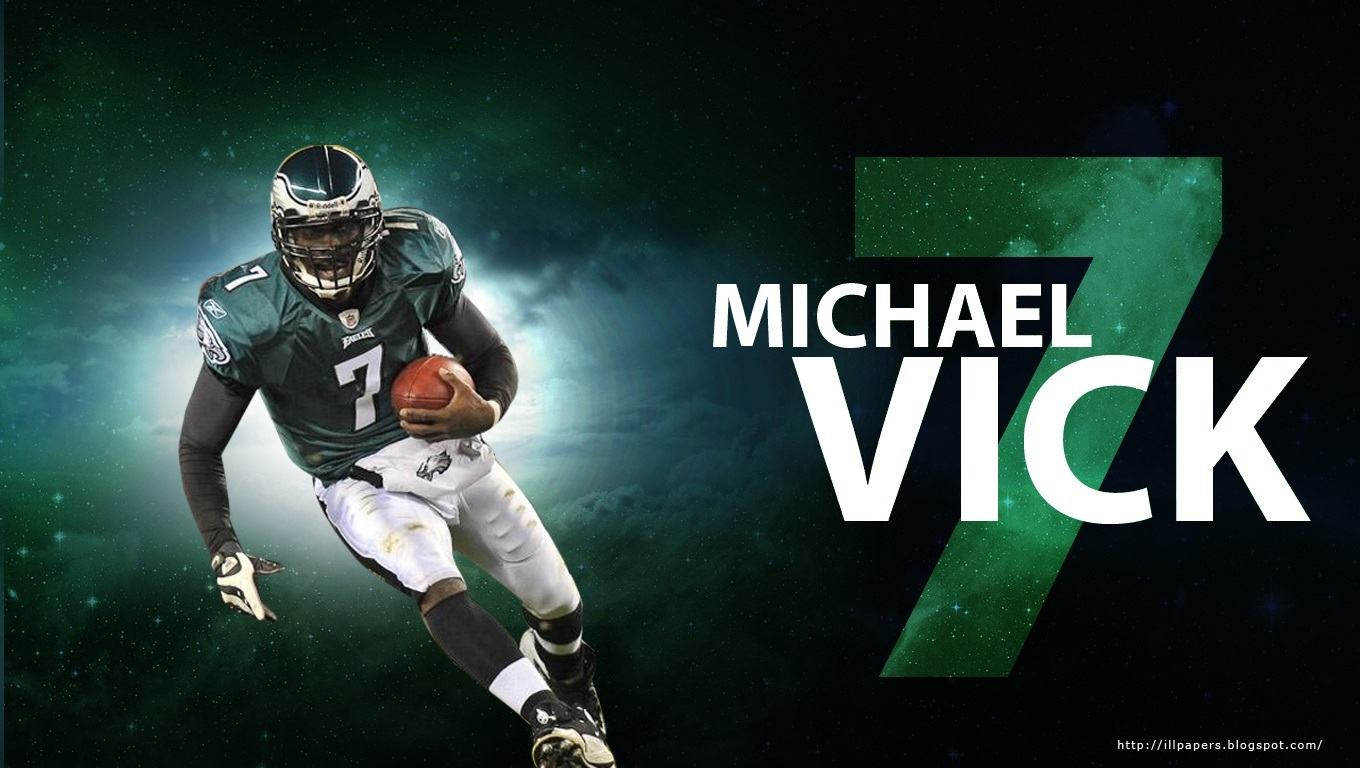 Michael Vick Eagles Wallpaper