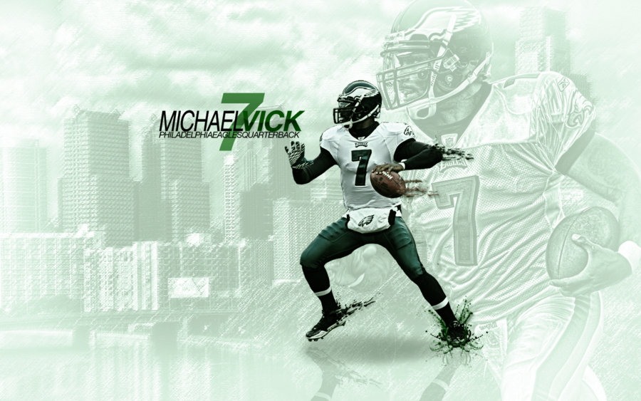 Michael Vick Wallpaper