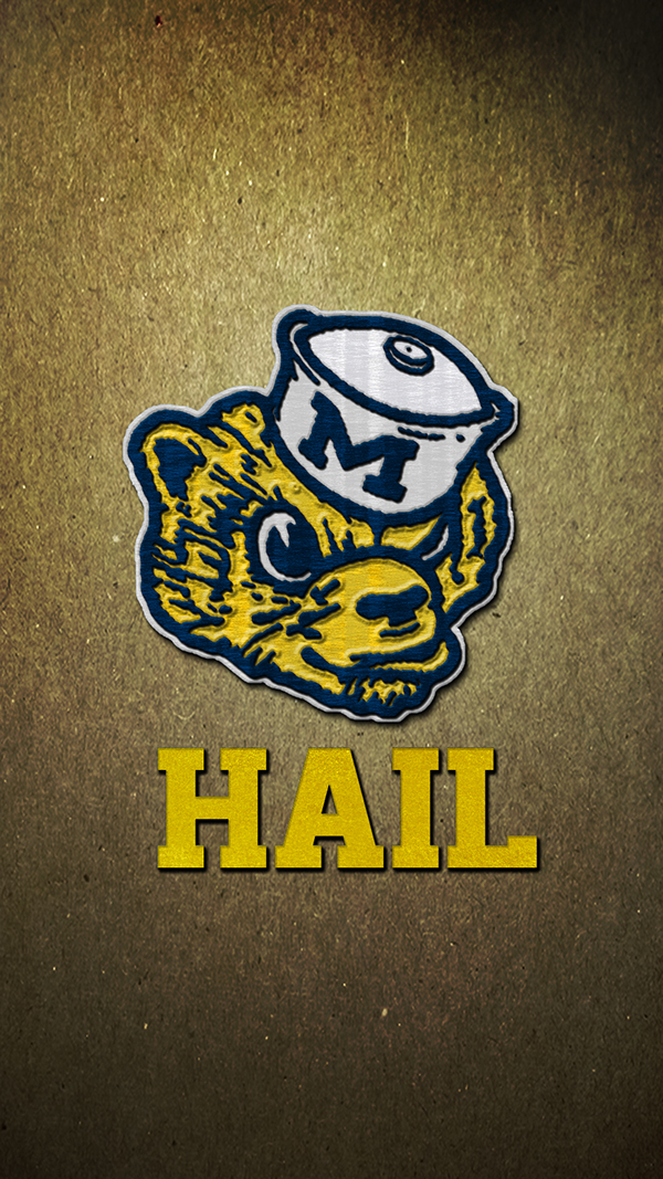 michigan football iphone wallpaper michigan football iphone wallpaper gallery 8478