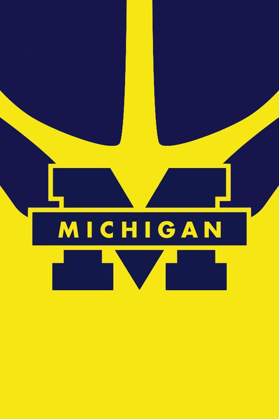 Michigan Football Iphone Wallpaper