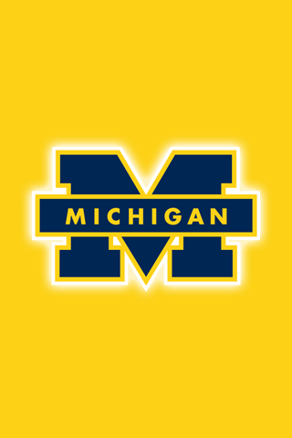 Michigan Iphone Wallpaper