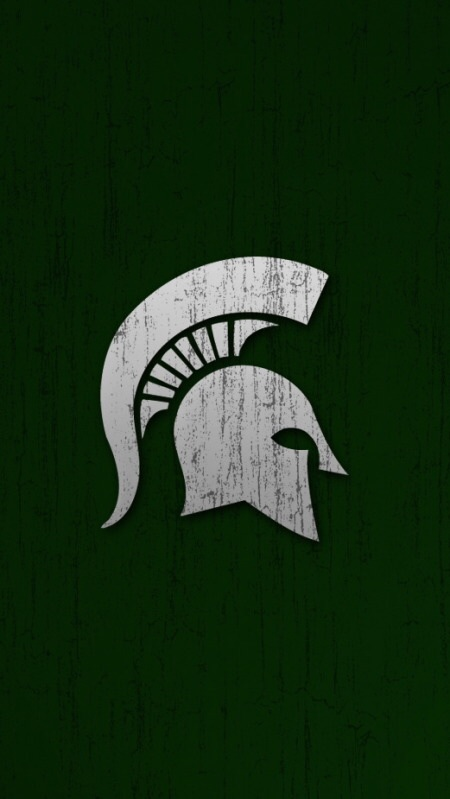 Michigan State Iphone Wallpaper