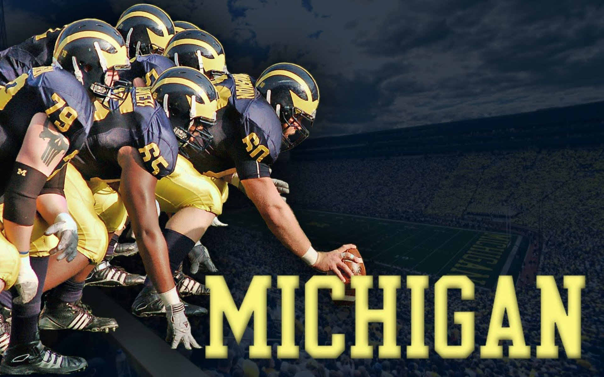 Michigan Wolverines Football Wallpaper