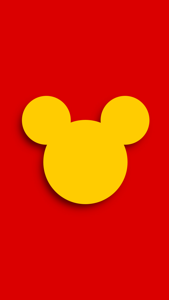 Mickey Mouse Iphone Wallpaper