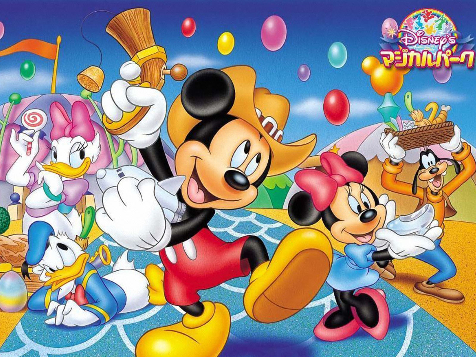 Mickey Mouse Wallpaper Free