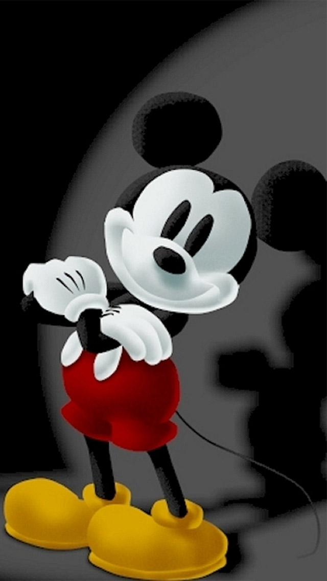 Mickey Mouse Wallpaper Iphone 4
