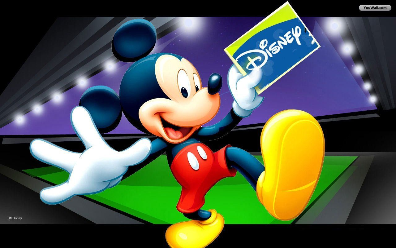 Mickey Mouse Wallpaper Walt Disney