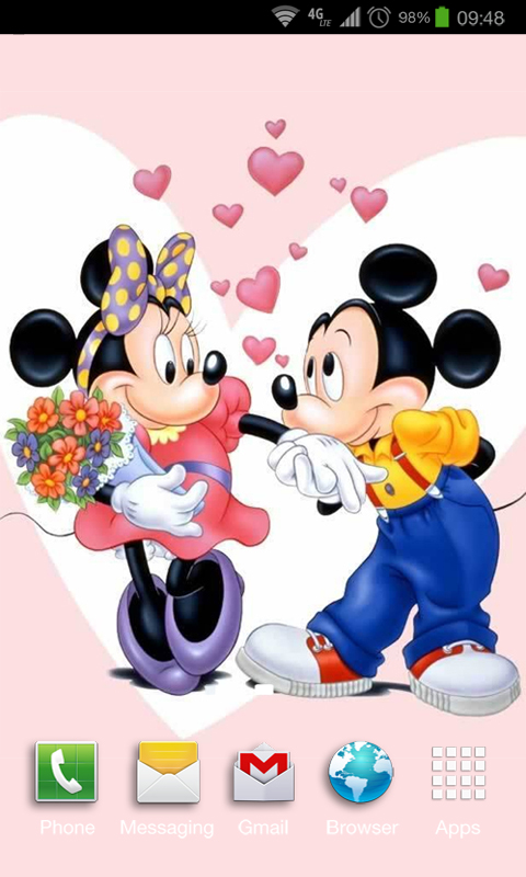 Mickey Mouse Wallpapers Free Download Mobile