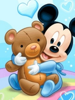 ... Free Mickey Mouse Wallpaper For Cell Phone Wallpaper Download