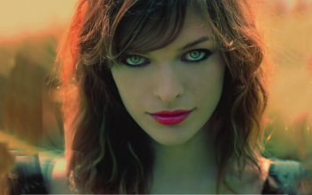 Mila Jovovich Wallpapers