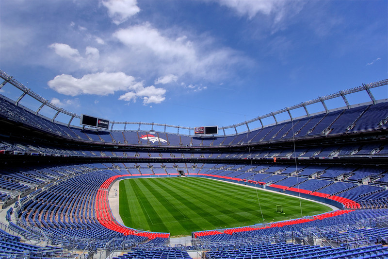 Download Mile High Stadium Wallpaper Gallery