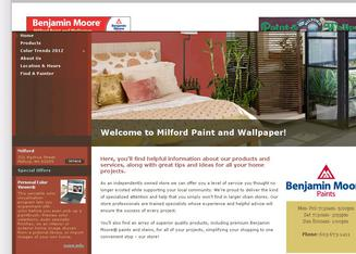 Milford Paint And Wallpaper