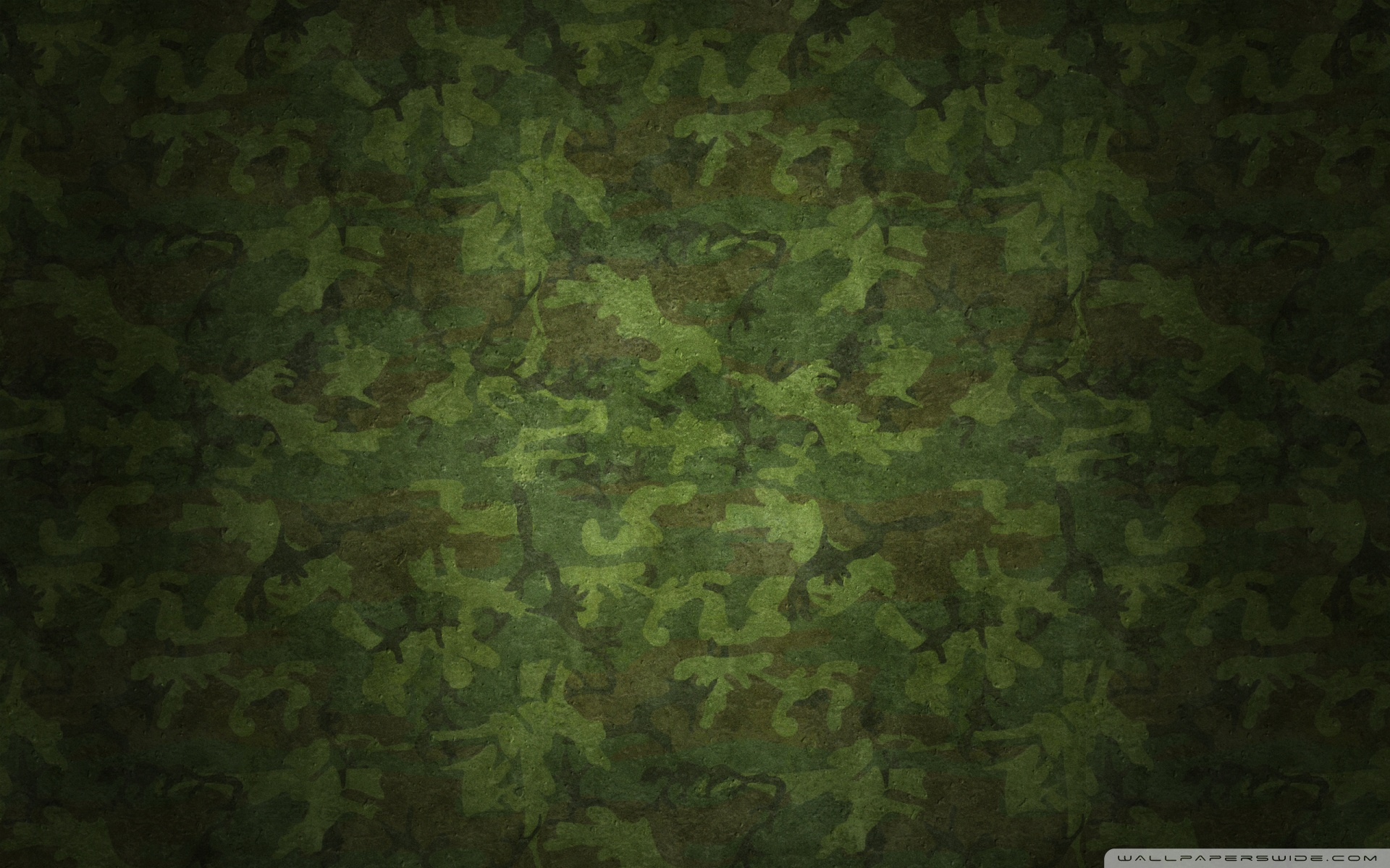 Military Green Wallpaper