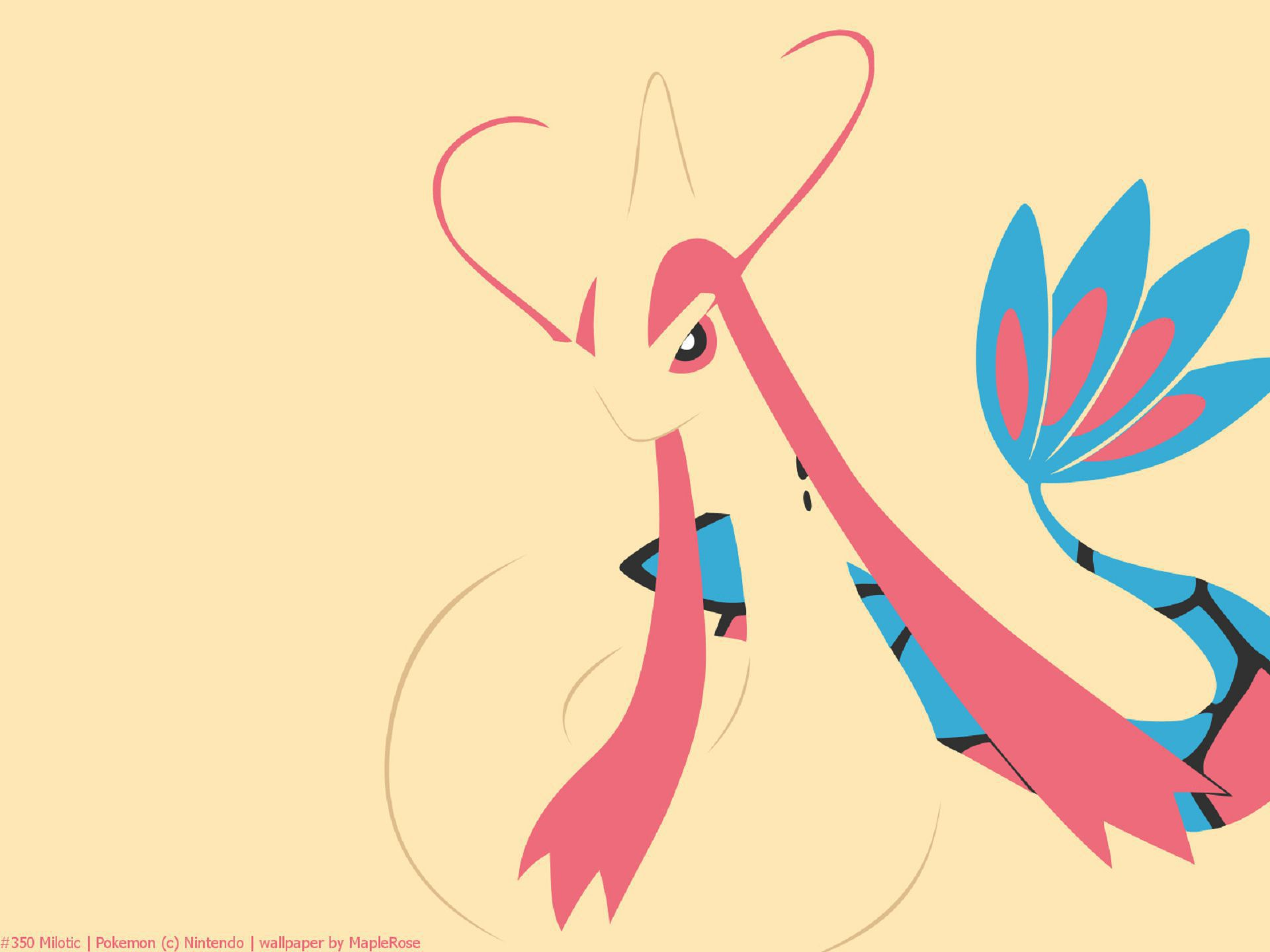 Milotic Wallpaper