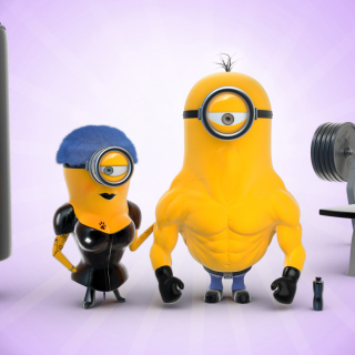 HD wallpapers ipad air wallpaper minion animated-wallpaper ...