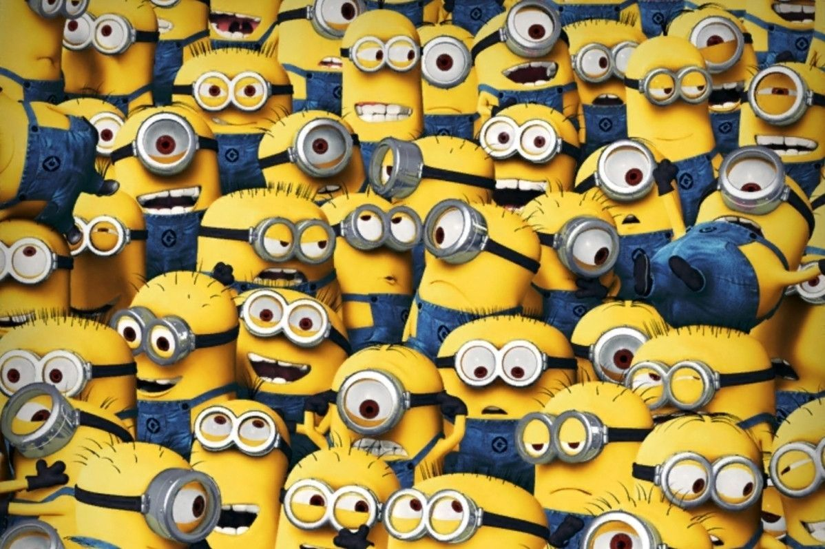 Gambar Minion Wallpaper Android