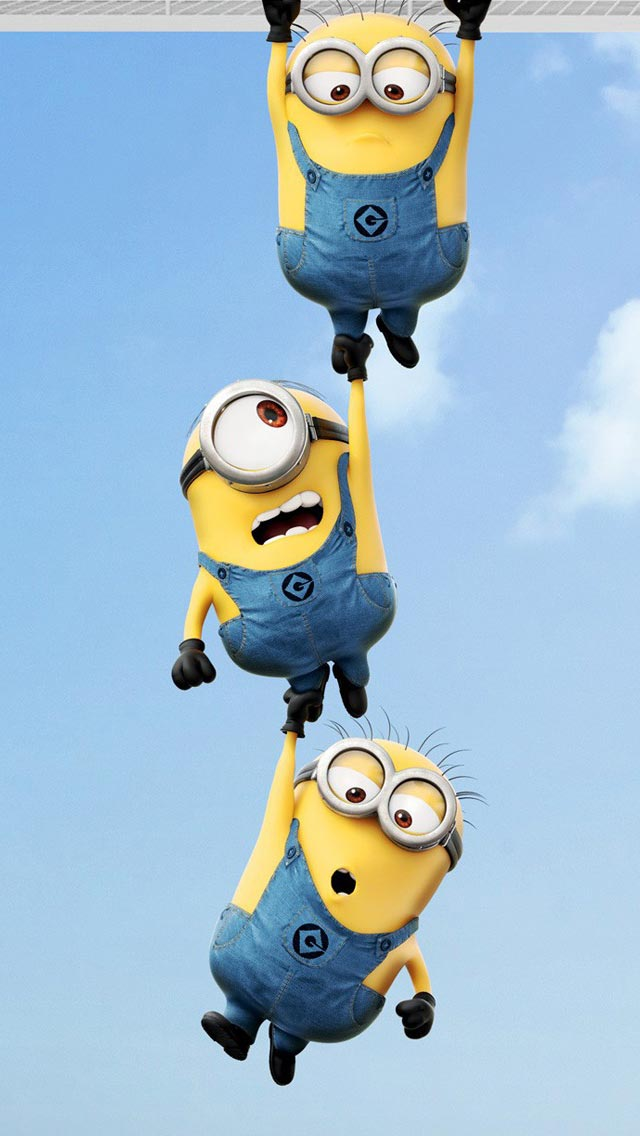 Minions Wallpaper For Iphone
