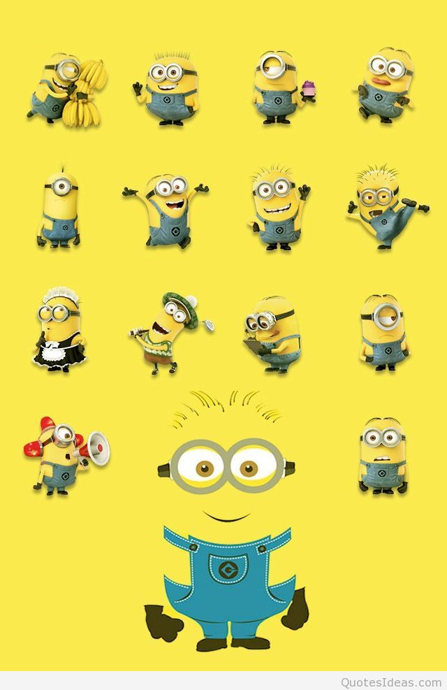 Download Minions Wallpaper For Iphone 5 Gallery