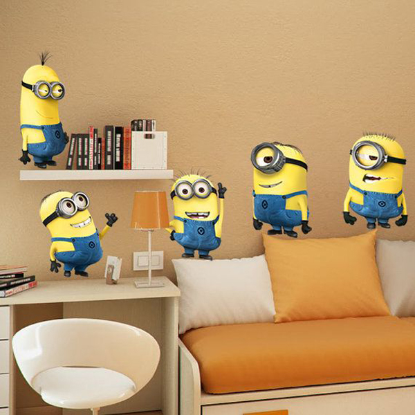Minions Wallpaper For Walls