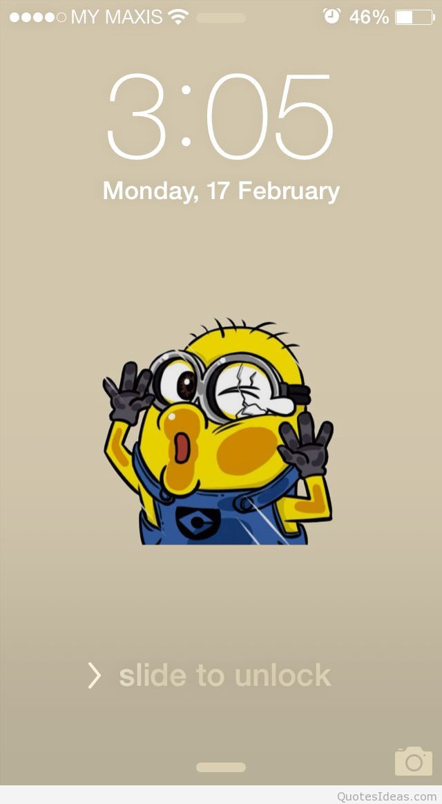 Gallery Of Minions Wallpaper Hd Iphone With Minions Sengety