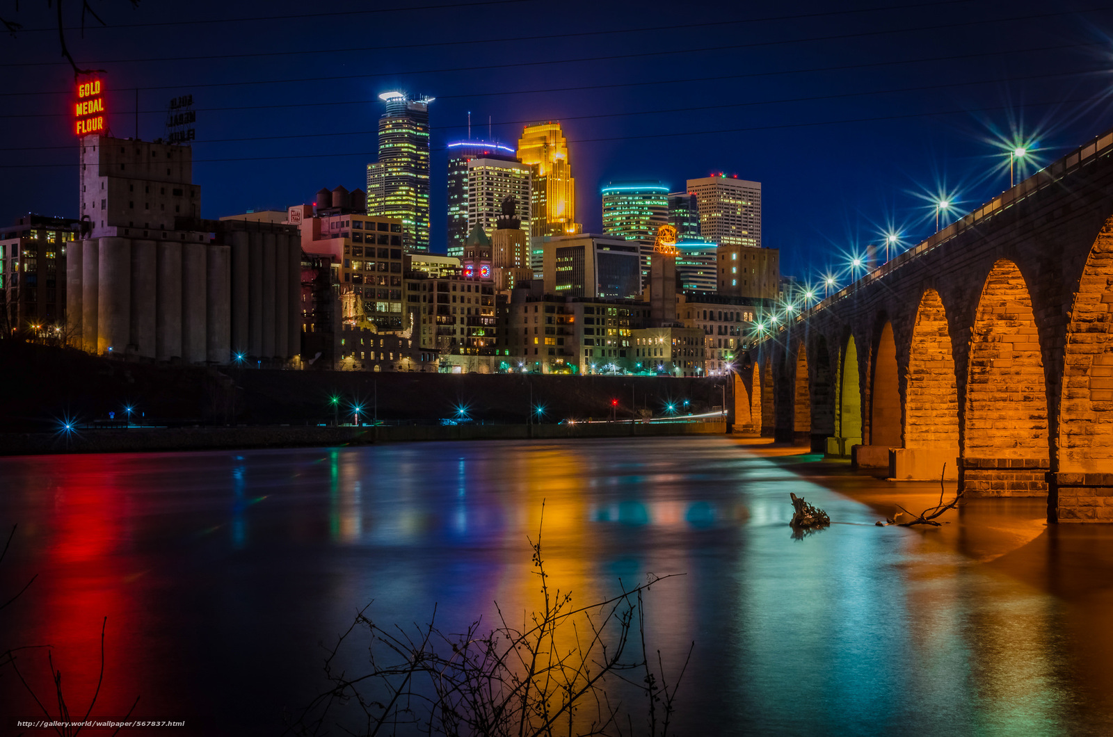 Minneapolis Wallpaper