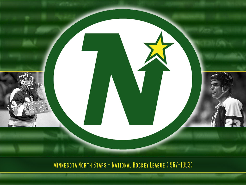 Minnesota North Stars Wallpaper
