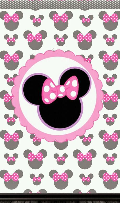 Minnie Mouse Bow Iphone Wallpaper Best HD