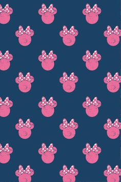 Minnie Mouse Head Wallpaper