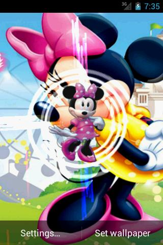 Minnie Mouse Live Wallpaper