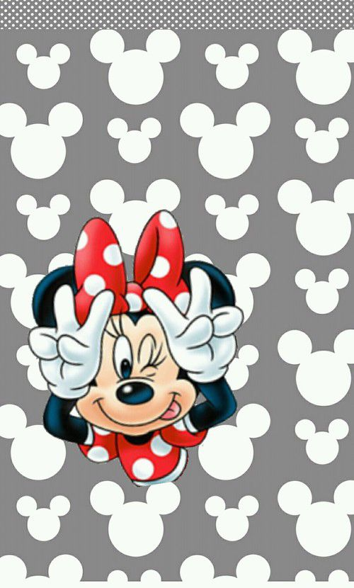 Minnie Mouse Wallpaper Iphone