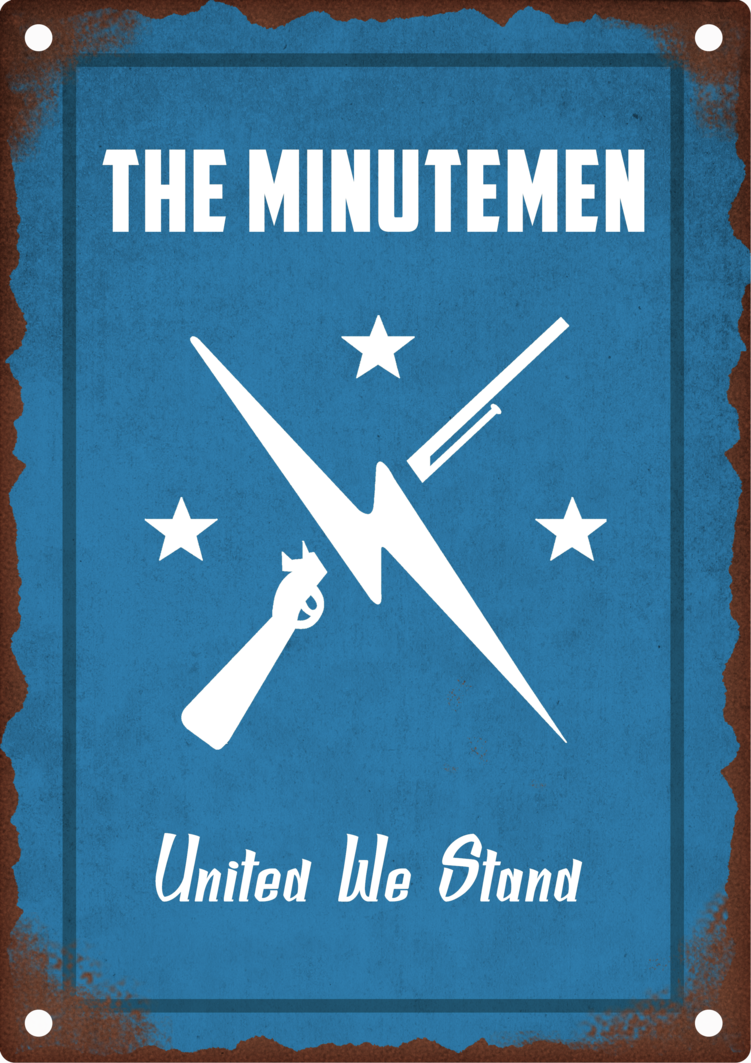 Minutemen Wallpaper