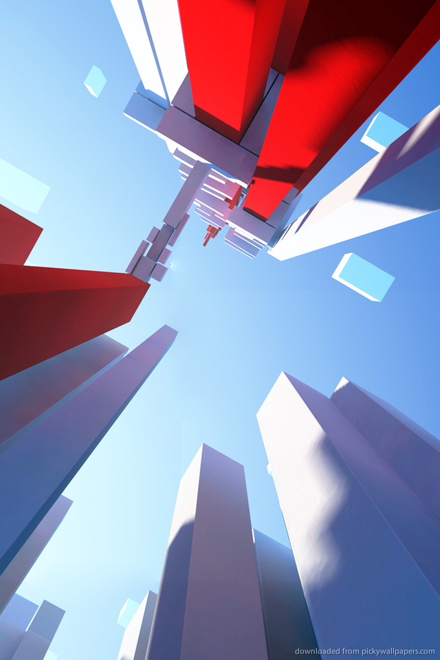 Mirror'S Edge Iphone Wallpaper