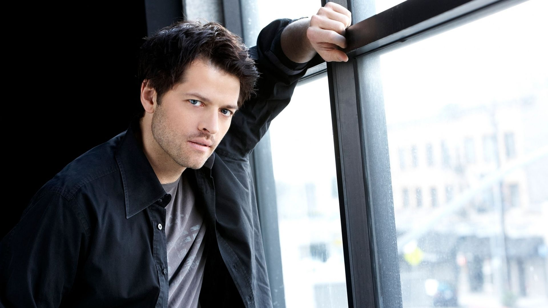 Misha Collins Wallpaper