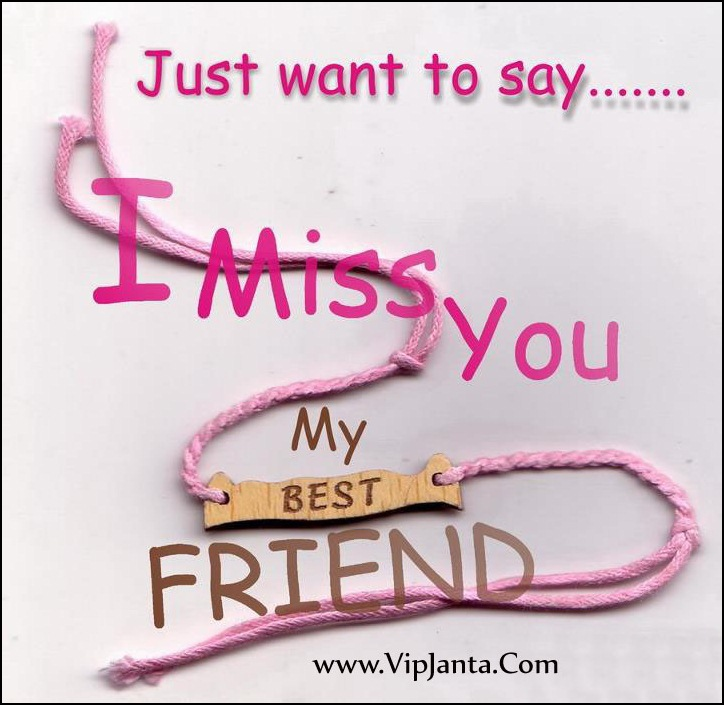 Miss U My Best Friend Wallpapers