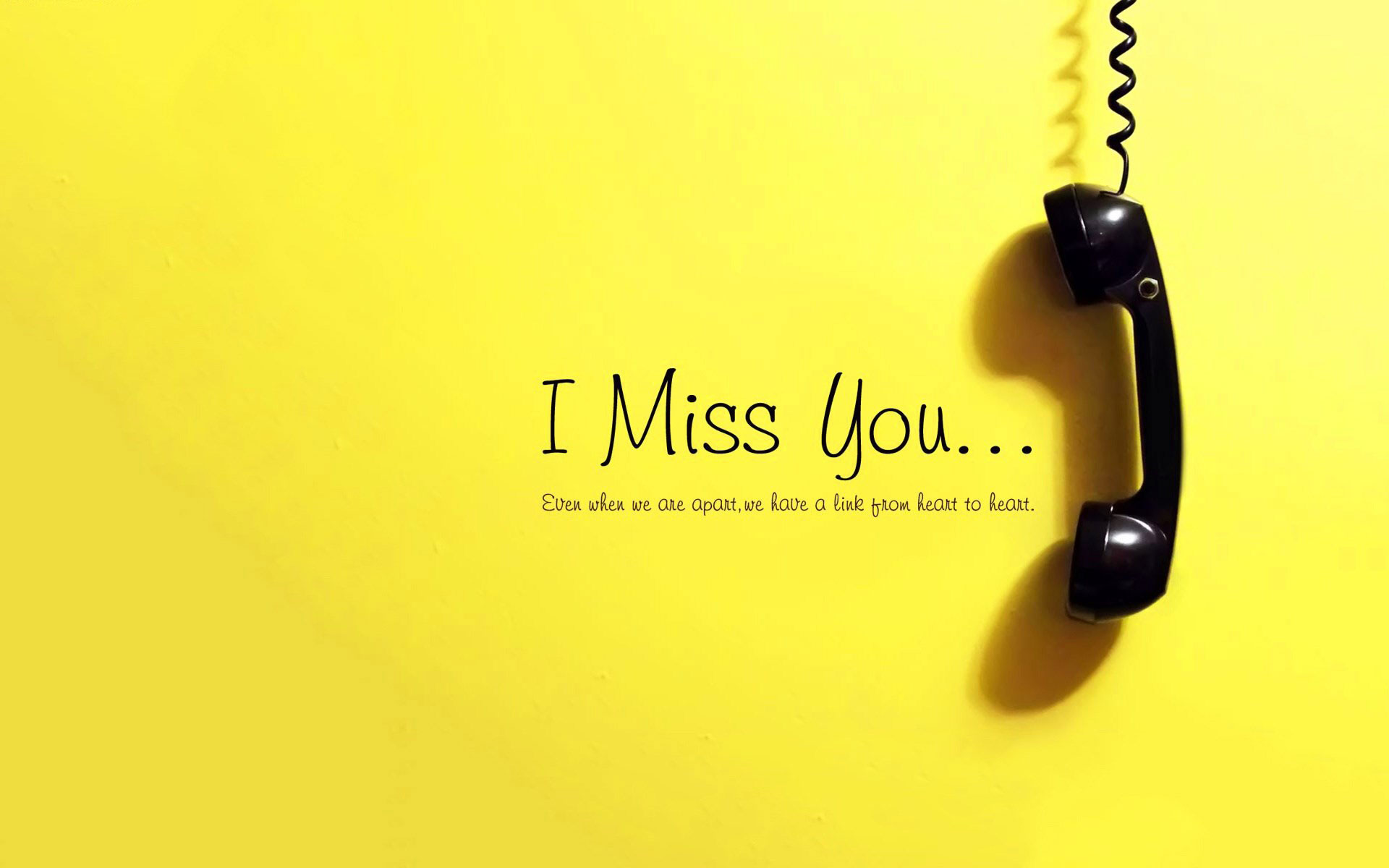 Missing You Wallpapers