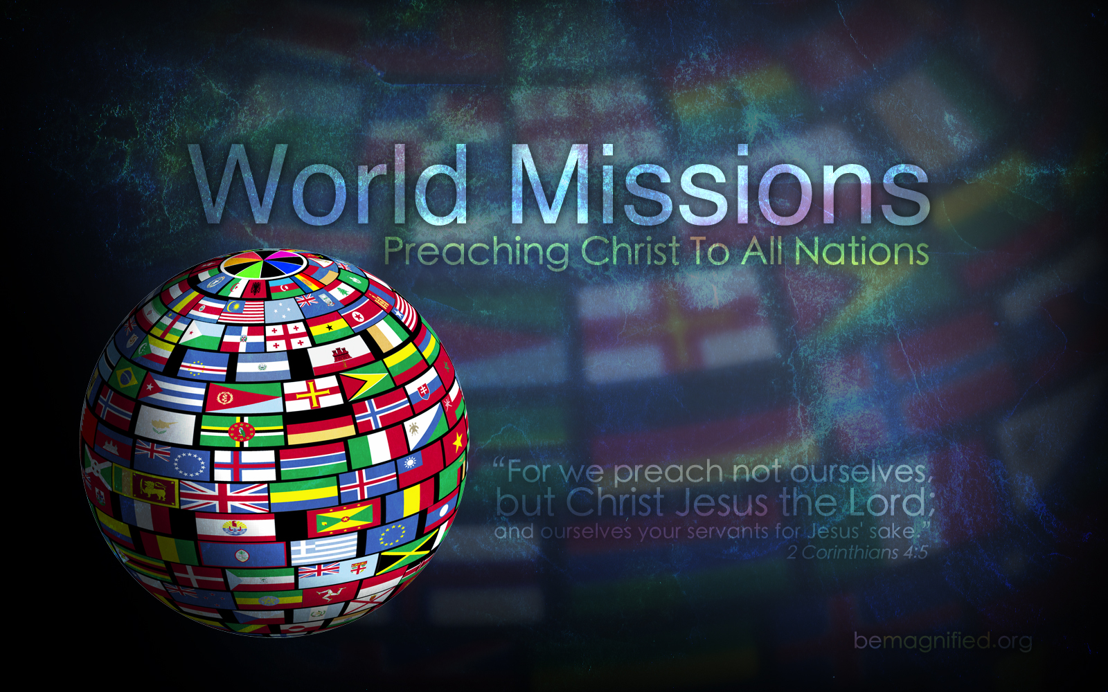 Missions Wallpaper