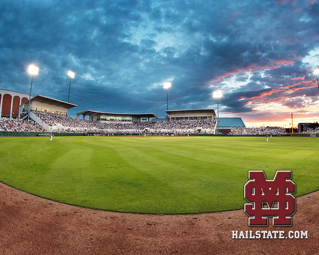 Mississippi State Baseball Wallpaper