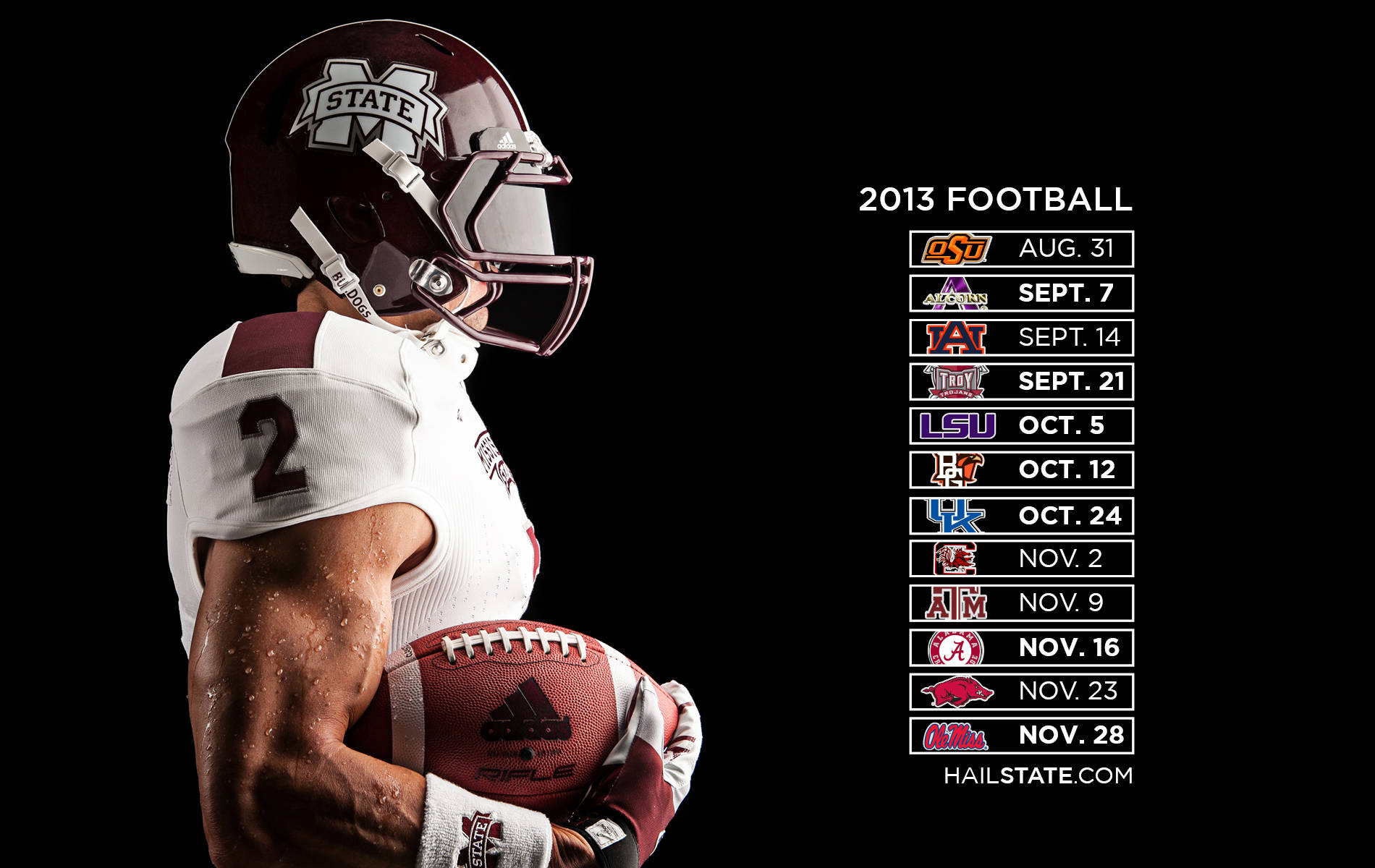 Mississippi State Football Wallpaper