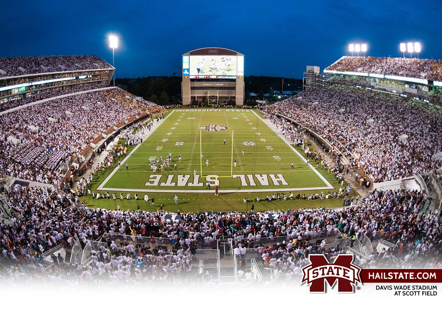 Mississippi State Wallpaper