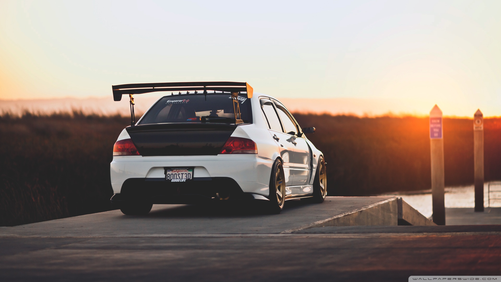 Mitsubishi Evo Wallpaper