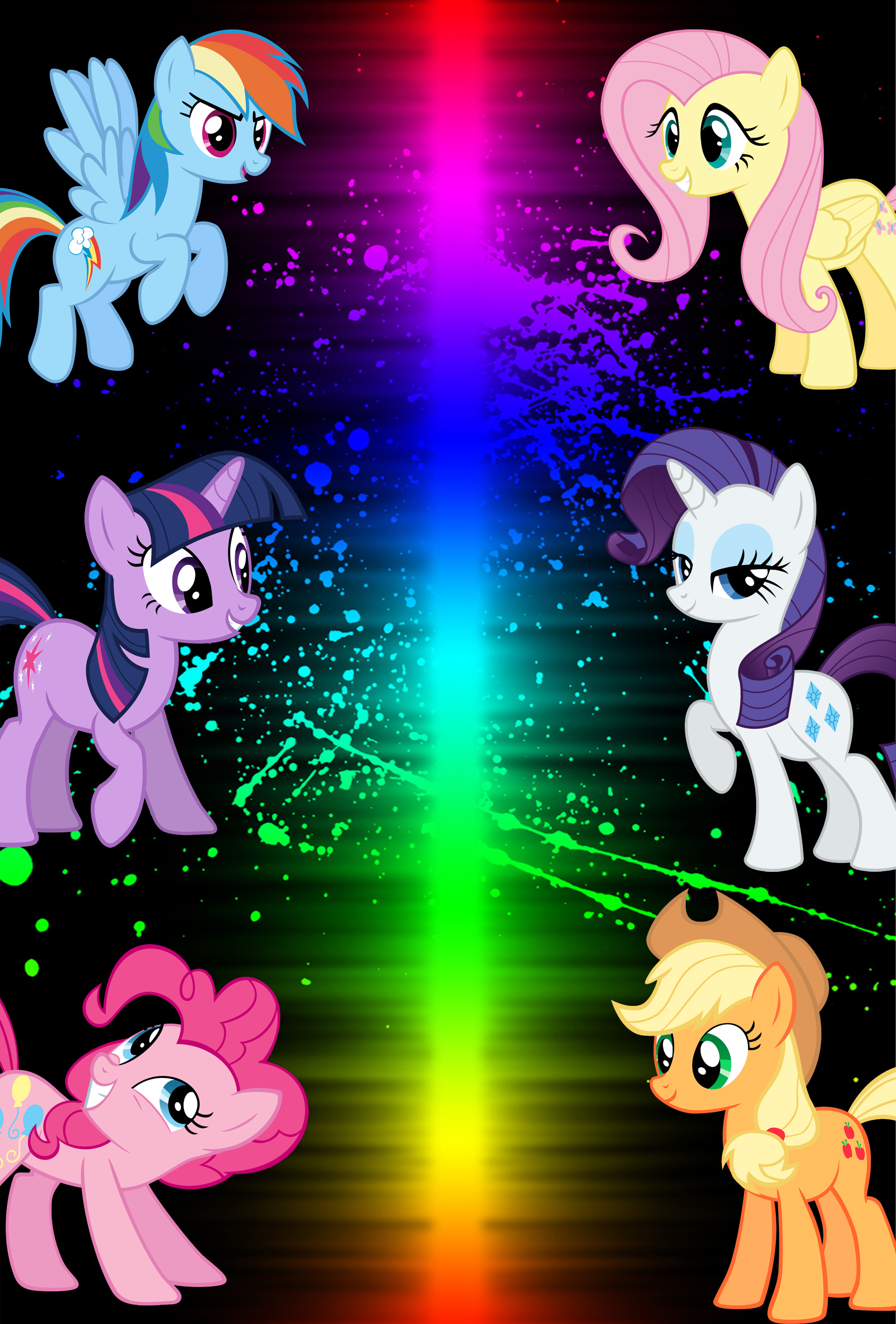 Mlp Iphone Wallpaper
