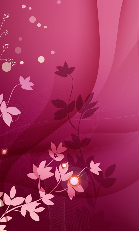 Mobile Wallpaper Pink