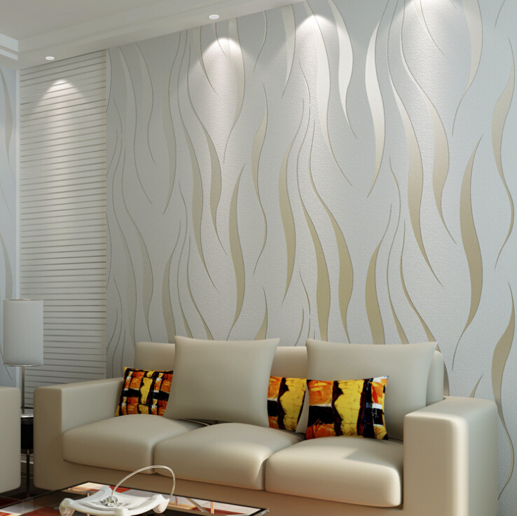 Modern Metallic Wallpaper