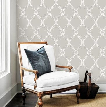Modern Wallpaper Feature Wall