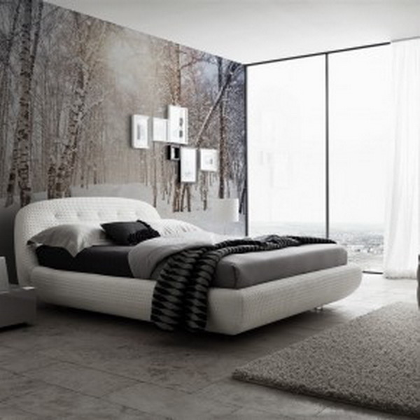 Download Modern Wallpapers For Bedrooms Gallery