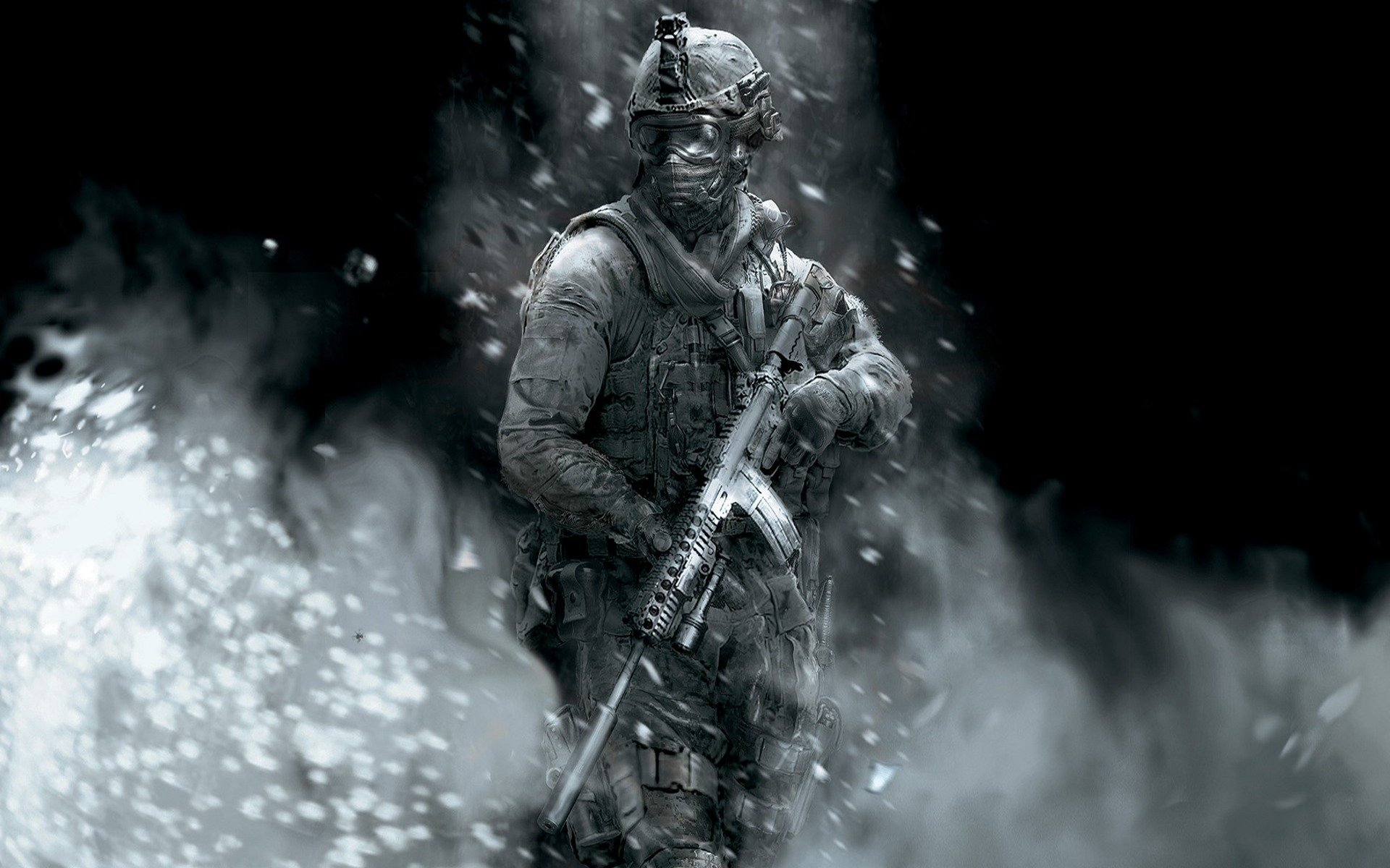 Modern Warfare Wallpapers